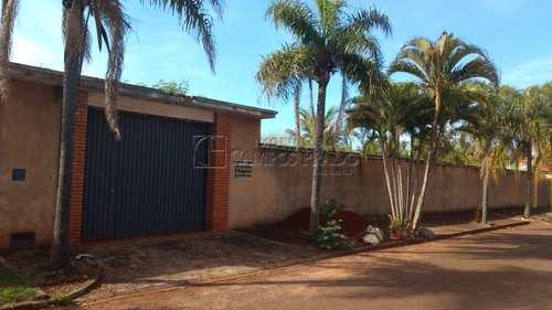 Terreno Comercial, código 47854 em Jaú, bairro Condomínio Jardim Alvorada