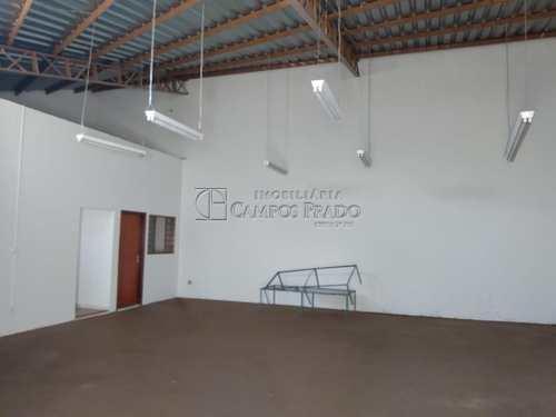 Armazém ou Barracão, código 47864 em Jaú, bairro Jardim Nova Jaú