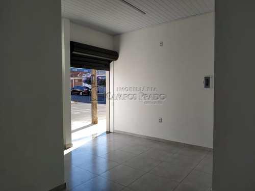 Sala Comercial, código 47903 em Jaú, bairro Vila Nova