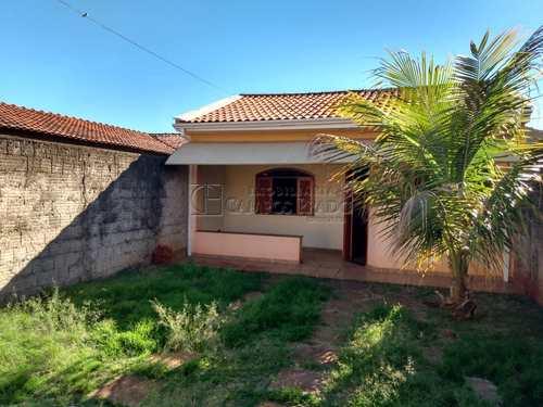 Casa, código 48105 em Jaú, bairro Jardim Cila de Lúcio Bauab