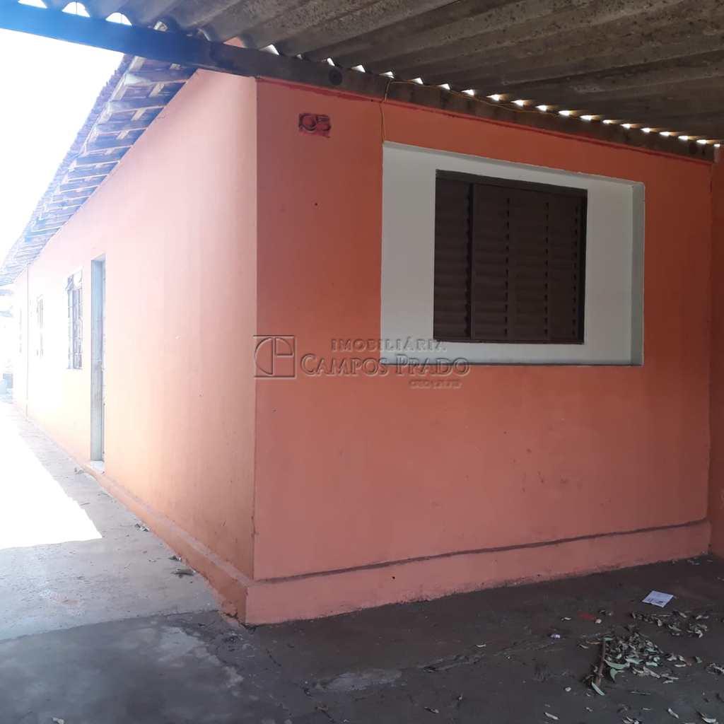Casa em Jaú, no bairro Vila Industrial