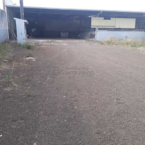 Armazém ou Barracão, código 48145 em Jaú, bairro Distrito Industrial