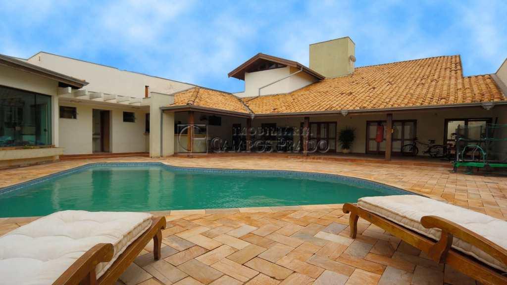 Casa em Jaú, no bairro Jardim Diamante