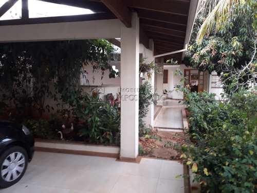 Casa, código 48167 em Jaú, bairro Jardim Maria Luiza II