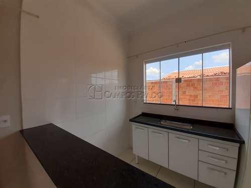 Casa, código 48348 em Jaú, bairro Jardim Doutor Roberto Pacheco