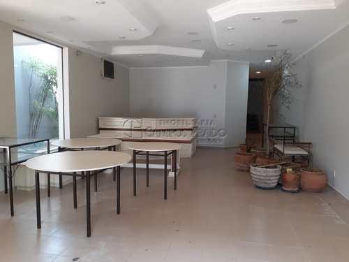 Salão, código 48398 em Jaú, bairro Chácara Braz Miraglia