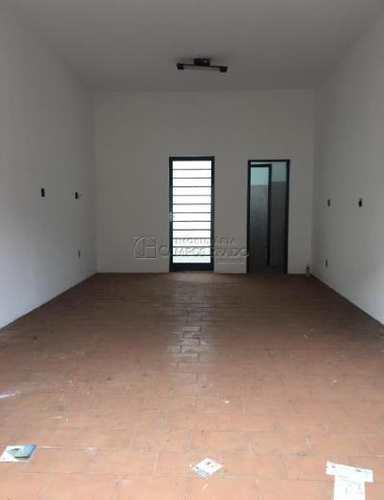 Salão, código 48485 em Jaú, bairro Jardim Carolina