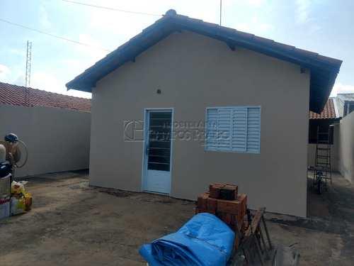 Casa, código 48508 em Jaú, bairro Chácara Bela Vista