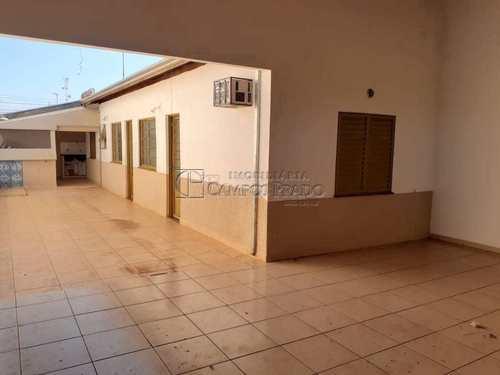 Casa, código 48521 em Jaú, bairro Jardim Orlando Chesini Ometto II