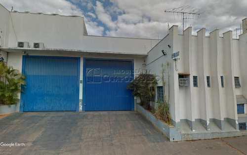 Armazém ou Barracão, código 48567 em Bauru, bairro Jardim Auri Verde