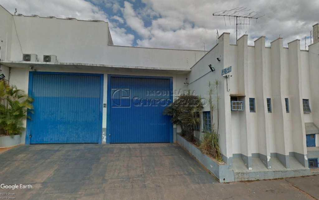Armazém Ou Barracão em Bauru, no bairro Jardim Auri Verde