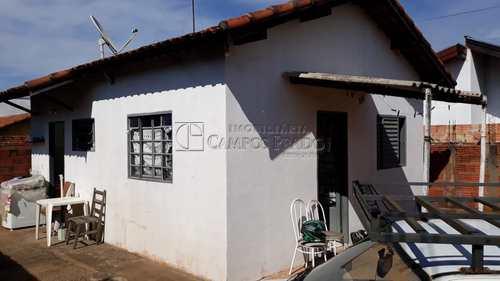 Casa, código 48597 em Jaú, bairro Jardim Itatiaia