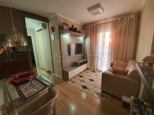 Apartamento, código 48603 em Jaú, bairro Conjunto Habitacional dos Comerciários I
