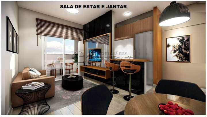 Apartamento em Jaú, no bairro Jardim América