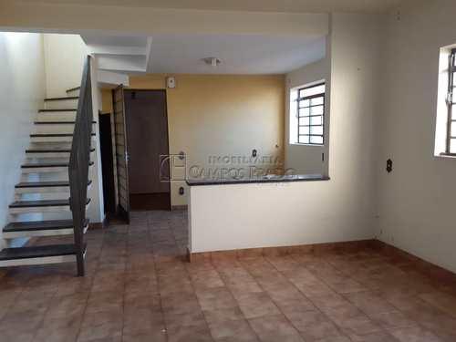 Casa, código 48640 em Jaú, bairro Centro