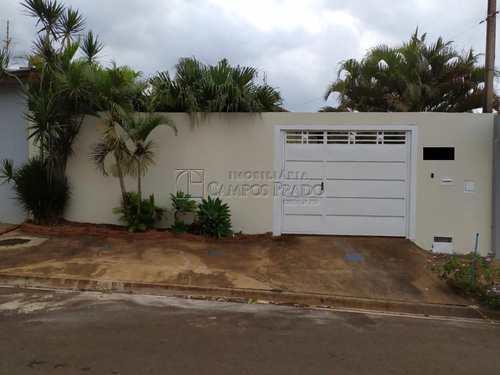 Casa, código 48653 em Jaú, bairro Jardim Bela Vista