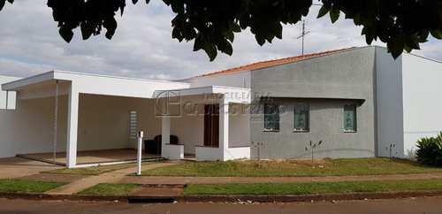 Casa, código 48669 em Jaú, bairro Condomínio Flamboyant