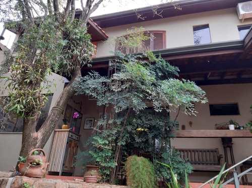 Casa, código 48709 em Jaú, bairro Jardim Doutor Luciano