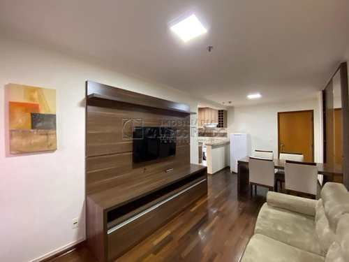 Apartamento, código 48722 em Jaú, bairro Jardim Jorge Atalla