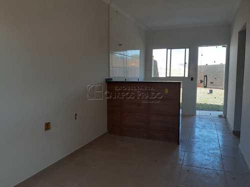 Casa, código 48737 em Jaú, bairro Jardim Santo Onofre