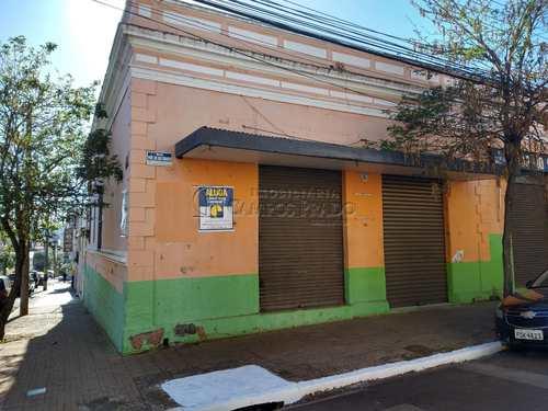 Salão, código 48835 em Jaú, bairro Centro