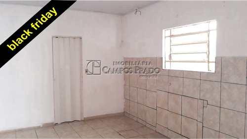 Casa, código 48990 em Jaú, bairro Jardim Netinho Prado