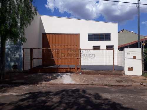 Armazém ou Barracão, código 49046 em Jaú, bairro Jardim Campos Prado
