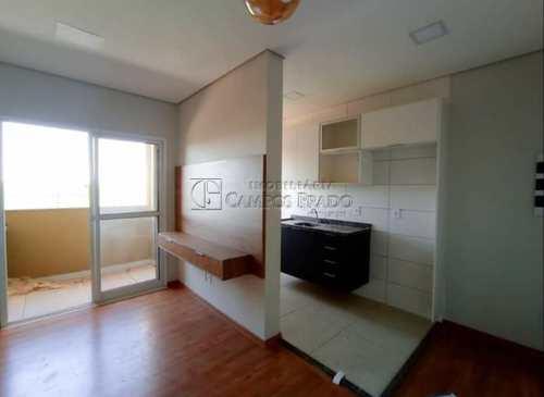 Apartamento, código 49333 em Jaú, bairro Jardim América