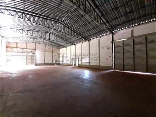 Armazém ou Barracão, código 49422 em Jaú, bairro 7º Distrito Industrial