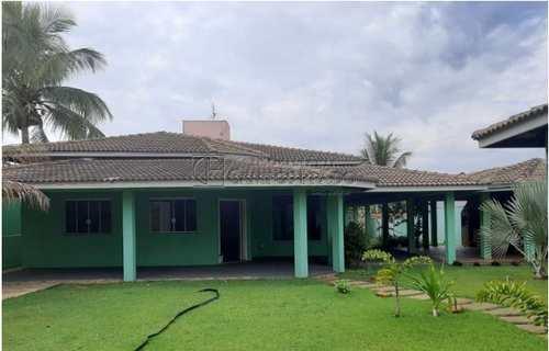 Casa, código 49746 em Jaú, bairro Parque Residencial Primavera