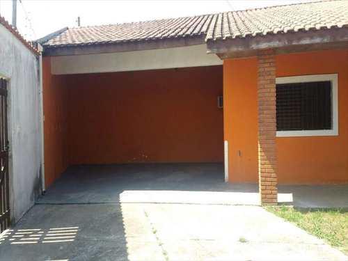 Casa, código 4605 em Itanhaém, bairro Jardim Marilu