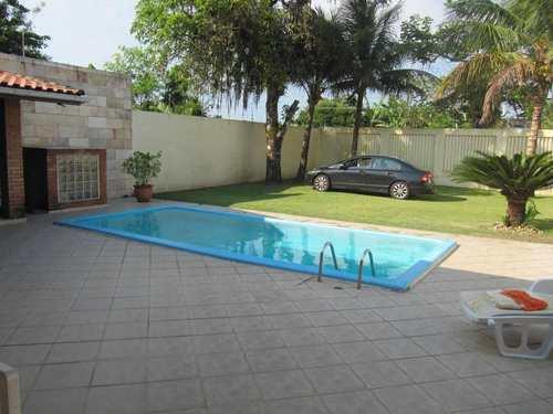Casa, código 4595 em Itanhaém, bairro Cibratel I