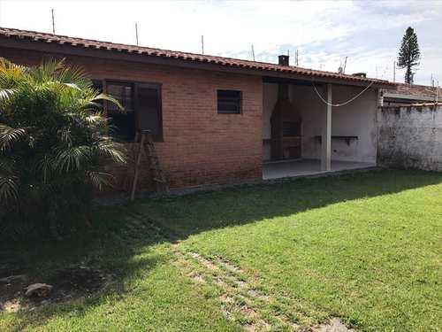 Casa, código 4597 em Itanhaém, bairro Cibratel II