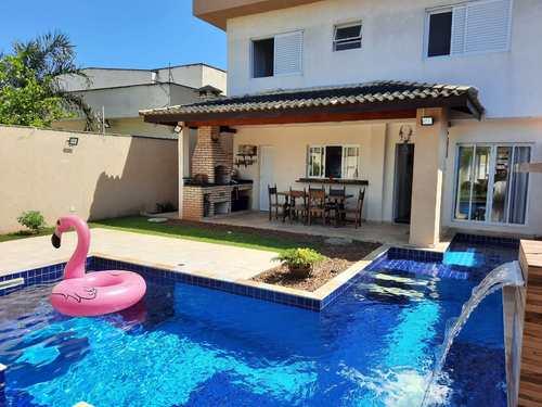 Casa, código 4501 em Itanhaém, bairro Cibratel I