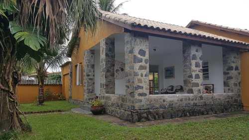 Casa, código 4451 em Itanhaém, bairro Cibratel II