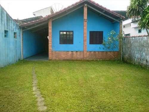 Casa, código 4447 em Itanhaém, bairro Balneário Gaivotas