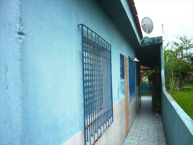 Casa em Itanhaém, no bairro Balneário Tupy