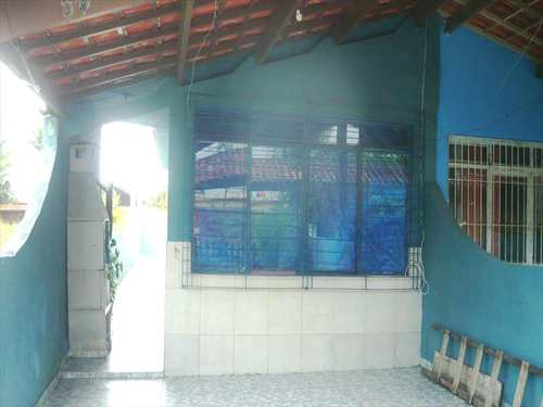 Casa, código 4424 em Itanhaém, bairro Balneário Tupy