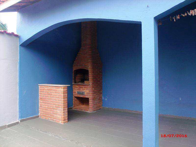 Casa em Itanhaém, no bairro Balneário Califórnia