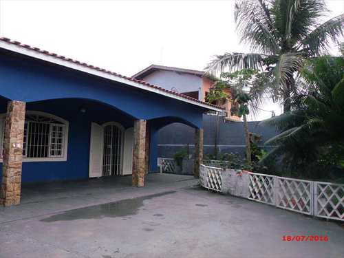 Casa, código 4356 em Itanhaém, bairro Balneário Califórnia