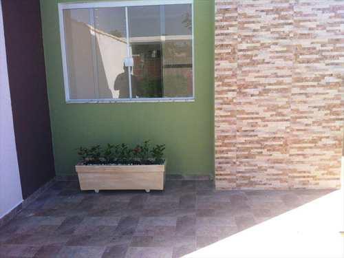 Casa, código 4345 em Itanhaém, bairro Balneário Umuarama