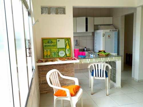 Apartamento, código 4225 em Itanhaém, bairro Centro