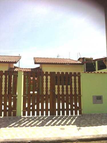 Casa, código 4100 em Itanhaém, bairro Balneário Nova Itanhaém