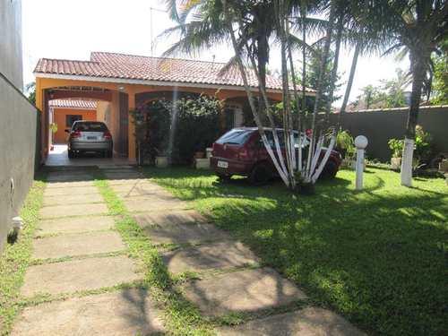 Casa, código 3772 em Itanhaém, bairro Cibratel II
