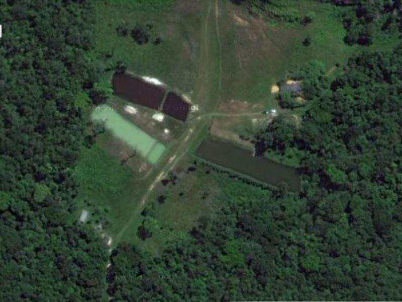 Fazenda em Itanhaém, no bairro Rural