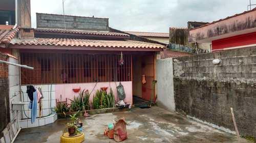 Casa, código 3432 em Itanhaém, bairro Cibratel II