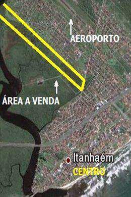 Área Comercial em Itanhaém, no bairro Jardim Fazendinha