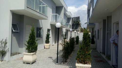 Casa de Condomínio, código 4617 em Itanhaém, bairro Jardim das Palmeiras