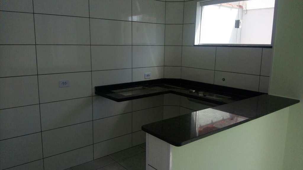 Casa de Condomínio em Itanhaém, no bairro Jardim das Palmeiras
