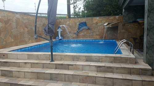 Casa, código 4624 em Itanhaém, bairro Cidade Anchieta